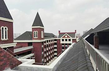 彩石金属瓦 瓦纳尔屋顶瓦只为高端而来