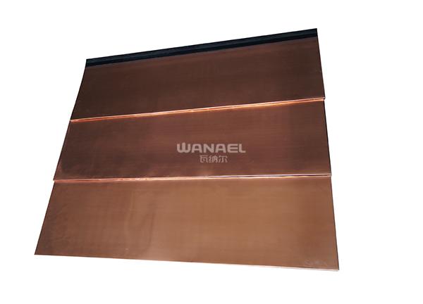 矩形铜瓦厂家WTW-04