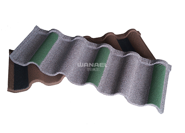 彩石金属瓦 锘兰型WN-01