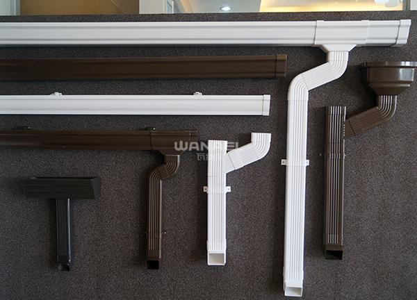 瓦纳尔PVC天沟PVC-01