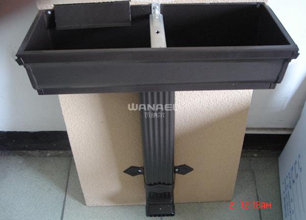 彩铝天沟落水WCL-17