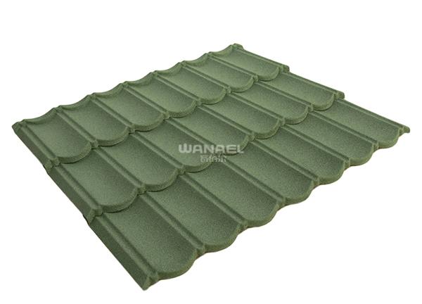 新型屋顶瓦经典型WJ-04