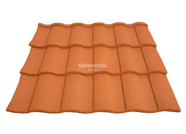 屋顶金属瓦罗马型WL-05