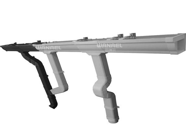 天沟PVC WPVC-03