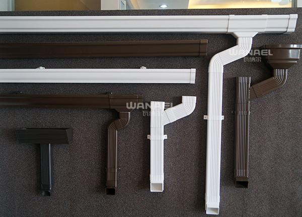 PVC成品檐沟WPVC-13
