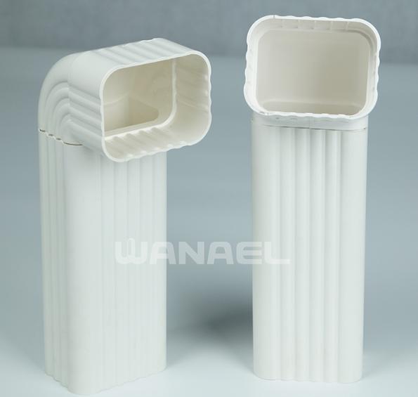 别墅PVC天沟WPVC-06