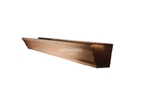 雨水收集槽 铜檐槽WTT-08