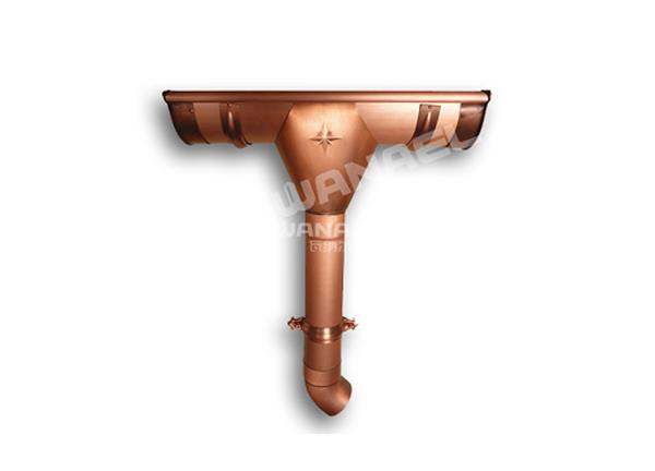 铜天沟 雨水收集系统WTT-15
